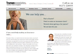 Home and business insurance claim help