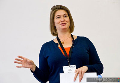 Louise Hopkins from Recenseo: Developing a social strategy